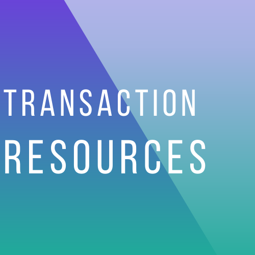transaction resources